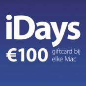 iDays 2018: bekijk de beste koopjes bij diverse Mac-winkels