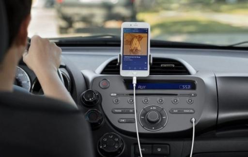 Belkin-audiokabel