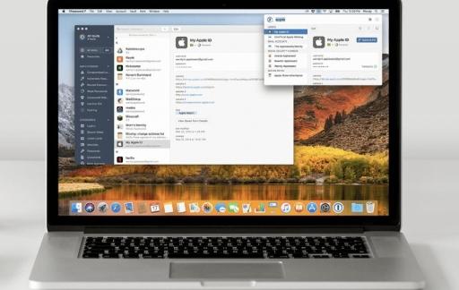 1Password 7 voor Mac