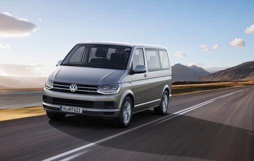 Volkswagen Transporter T6 2016