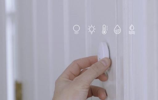 Oval Sensor helpt je bij het slim maken van je huis