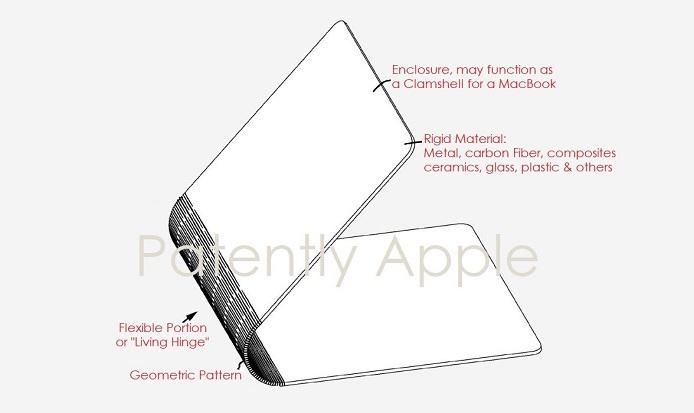 Apple nieuwe scharnier voor MacBook