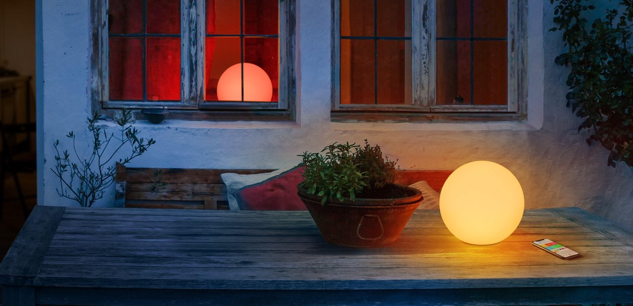 Eve Flare lamp