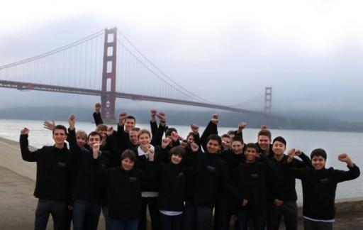 WWDC studenten