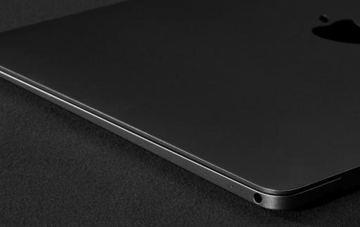 MacBook dark mode
