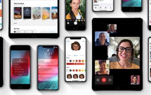 Functies van iOS 12.