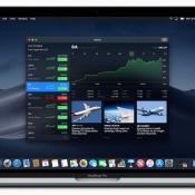 macOS Mojave aandelen-app