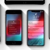 Hier vind je de nieuwe iOS 12 wallpaper!