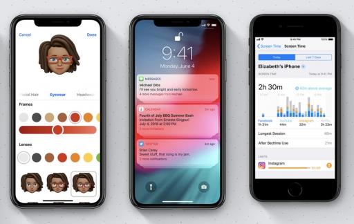 iOS 12 onbekende functies