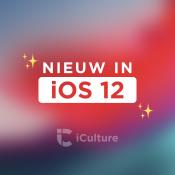 Deze iOS 12 functies zijn ook de moeite waard!