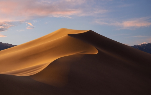 macOS Mojave wallpaper dag