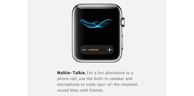 Walkie Talkie 2014