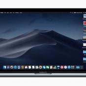 macOS Mojave op MacBook