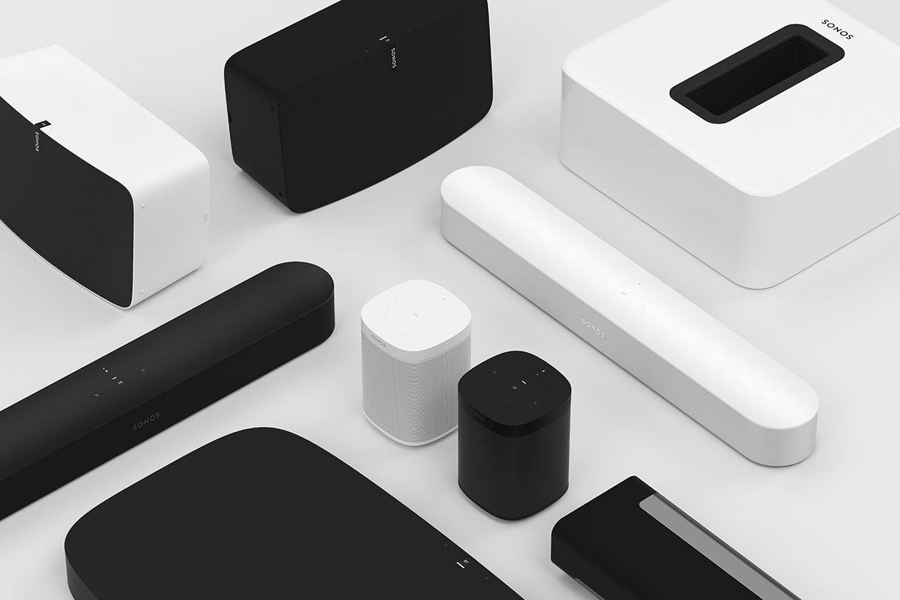 Sonos speakers zomer 2018