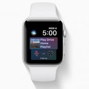 Siri wijzerplaat watchOS 5