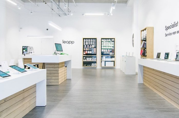 Leapp winkels