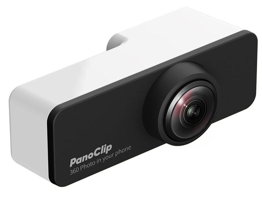 Panoclip voor iPhone