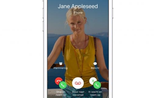 FaceTime in iOS 11