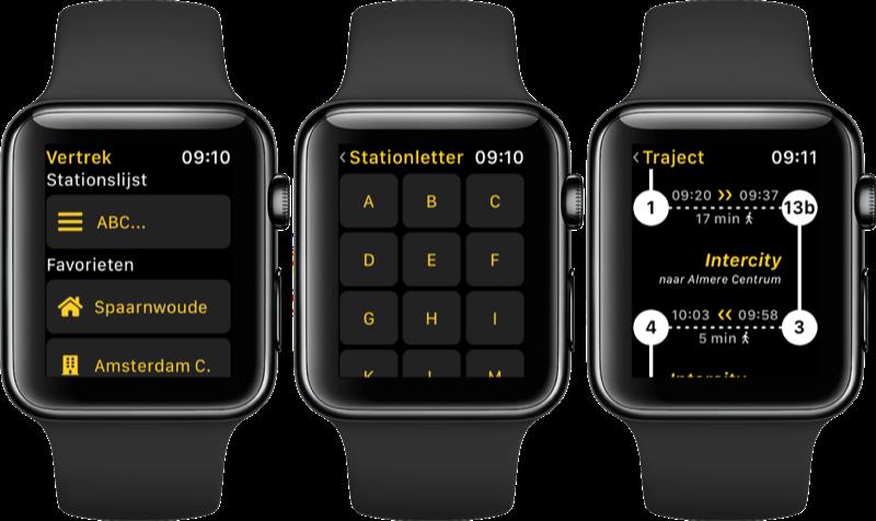 Treingids op de Apple Watch met stappenplan.