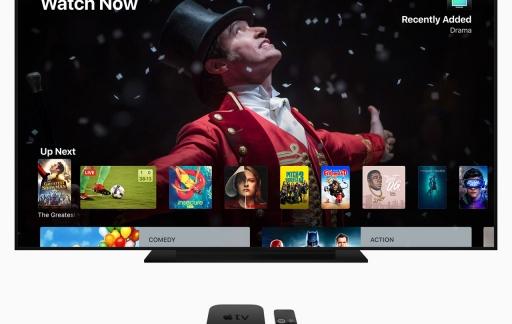 tvOS 12 op Apple TV