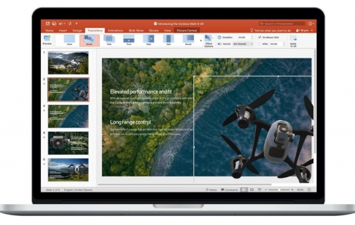 Office 2019 Mac PowerPoint