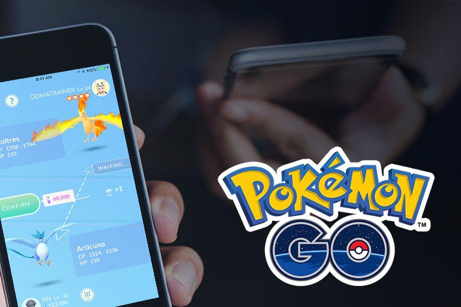 Pokemon Go ruilen