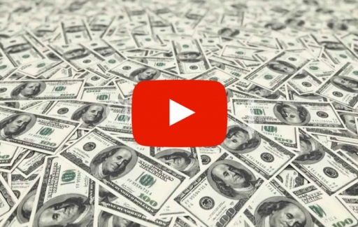 youtube geld
