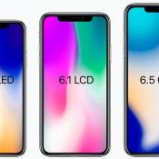 iPhone modellen 2018