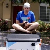 'YouTuber Mark Rober werkt bij Apple aan VR-projecten voor zelfrijdende auto'