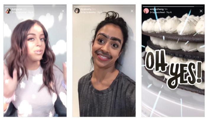 Instagram partner-filters