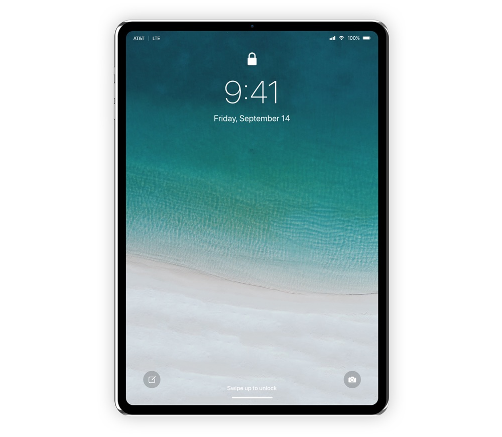 iPad Pro concept met 11,9-inch.