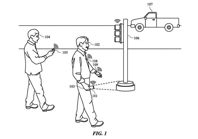 Apple patent voor blindennavigatie