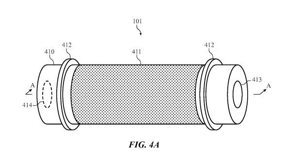 Apple-patent: staaf voor blinden