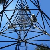 mobiele mast