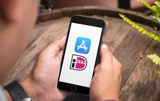 iDEAL in de App Store.