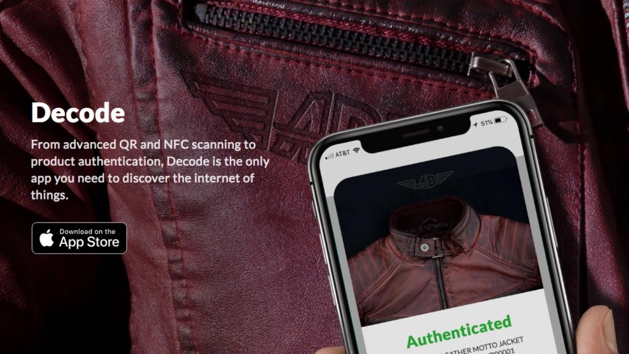 Decode app