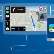 "Offline navigatie-app Sygic werkt binnenkort met CarPlay <div class=""wmp-player""></div>"