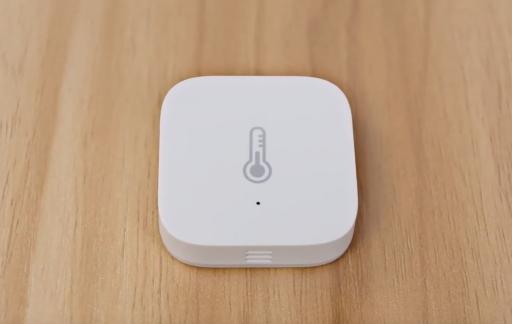 Xiaomi Aqara temperatuursensor