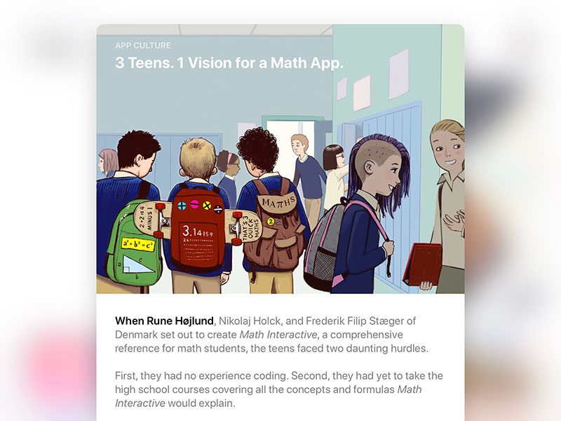 Math-app App Store