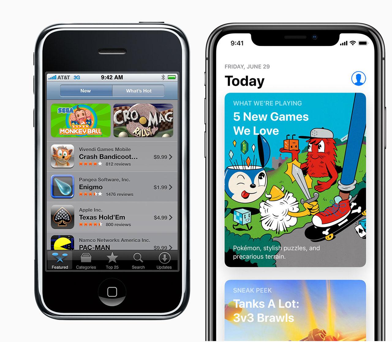 10 jaar App Store