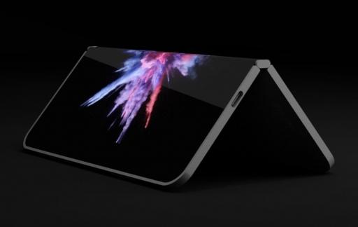 Microsoft opvouwbare tablet