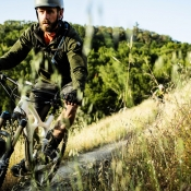 Polar militaire mountainbiker