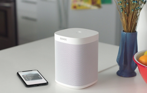 Sonos met AirPlay 2.