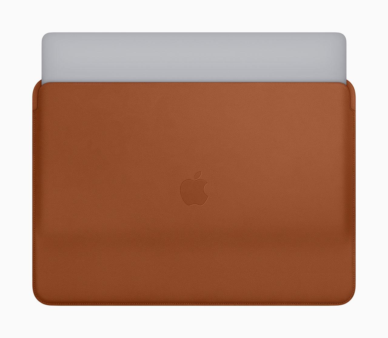 MacBook Pro leren hoes