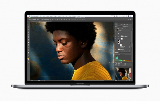 MacBook Pro True Tone-scherm