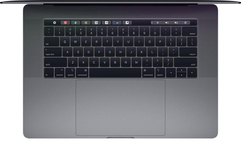 MacBook Pro toetsenbord