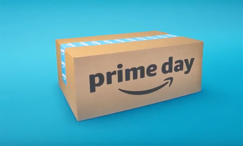 Amazon Prime Day doos