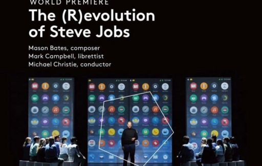 Opera over Steve Jobs
