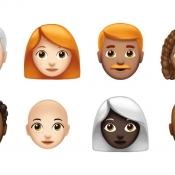 iOS 12.1 bevat ruim 70 nieuwe emoji met meer diversiteit