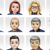 Apple-management Memoji
